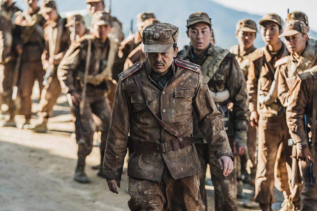 圖/擷自IMDb @ 《長沙里之戰:被遺忘的英雄》(Battle of Jangsari)
