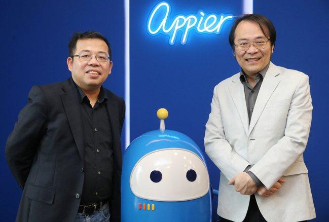 游直翰自認Appier不是一個台灣公司,是跨國平台,大家意見都等值(equal ...