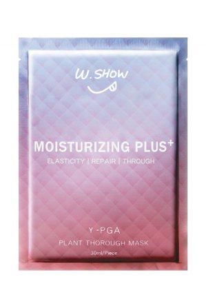 圖是「全效保濕面膜PLUS+」。 圖/W.SHOW提供