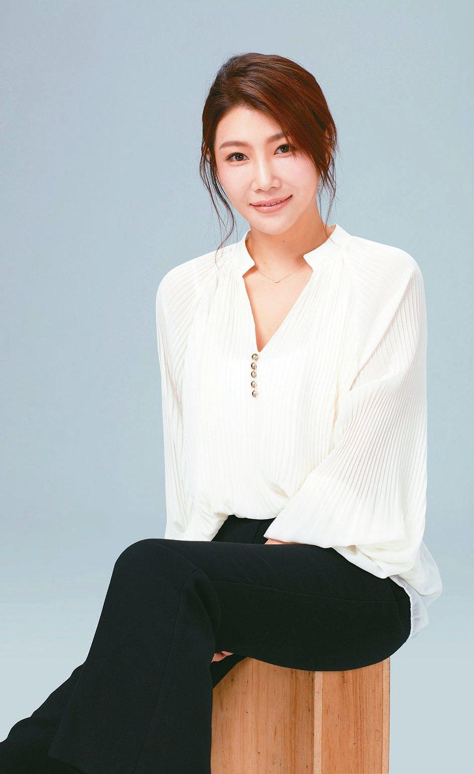 電商美妝W.SHOW品牌創辦人梁育華。 圖/W.SHOW提供