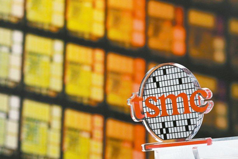 第一季全球前十大半導體廠商銷售排名出爐,台積電是唯一的純晶圓代工廠。 圖/路透資料照片