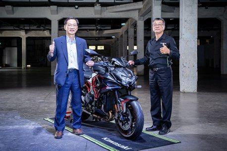Kawasaki重磅新車登台!機械增壓街車王者驚喜現身