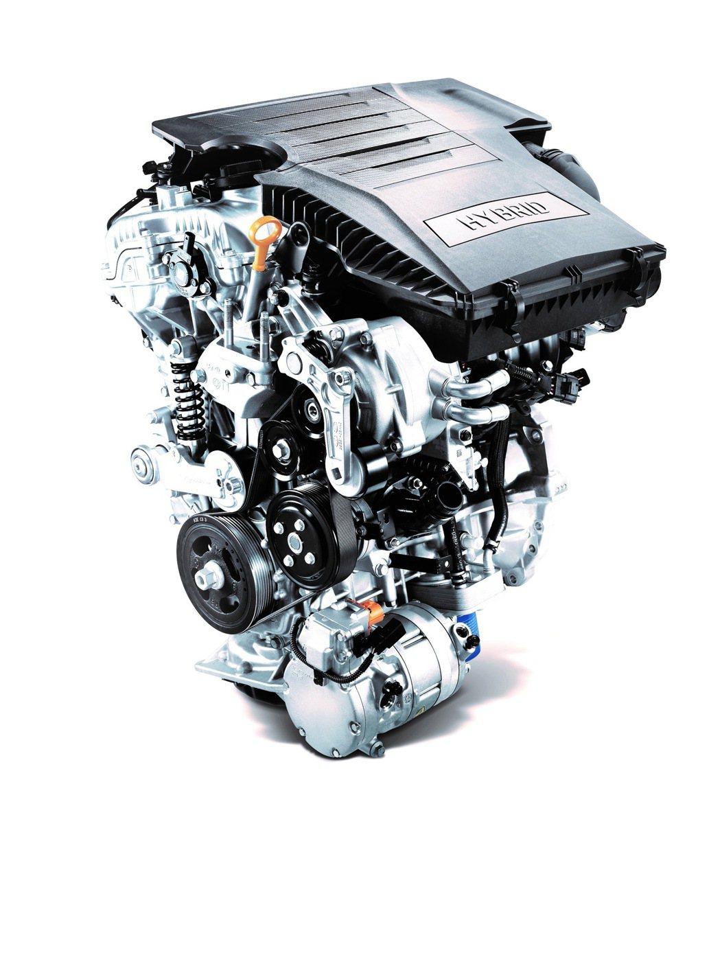 1.6L GDi引擎。 圖/南陽實業提供