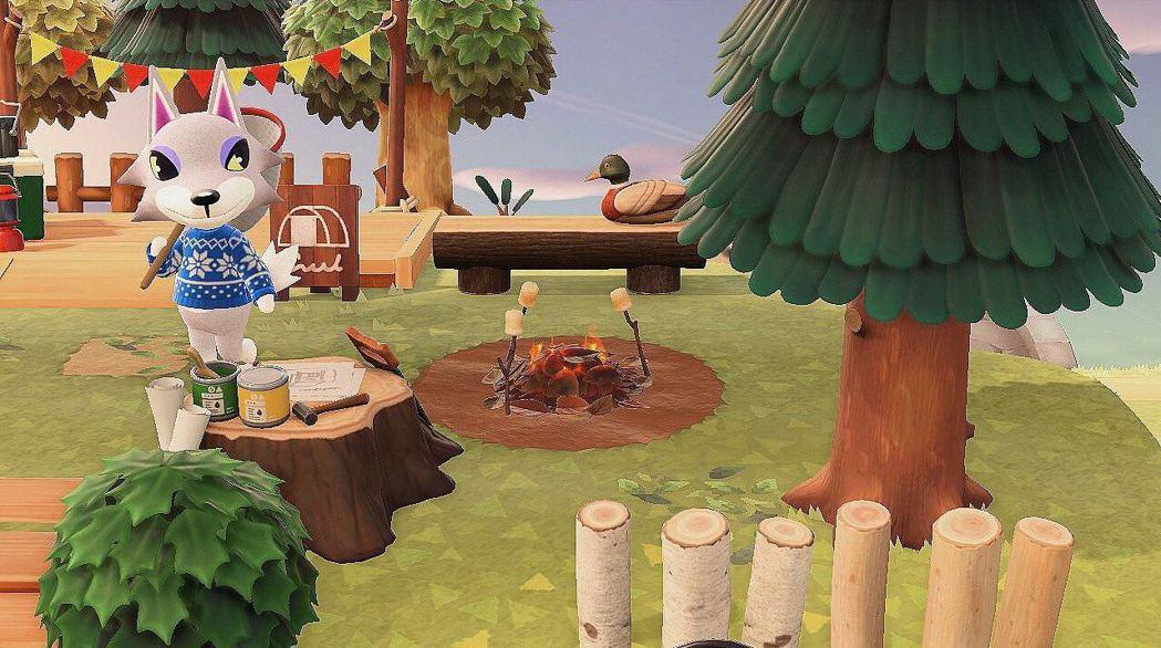 玩家澄清自己並沒有故意做一個恐怖島,墳場外的部分都十分正常。(twitter「@...