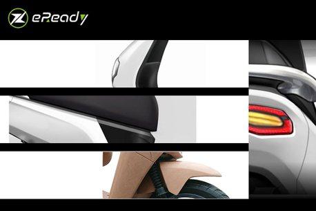 Gogoro新兄弟!eReady電動機車品牌首度釋出概念圖