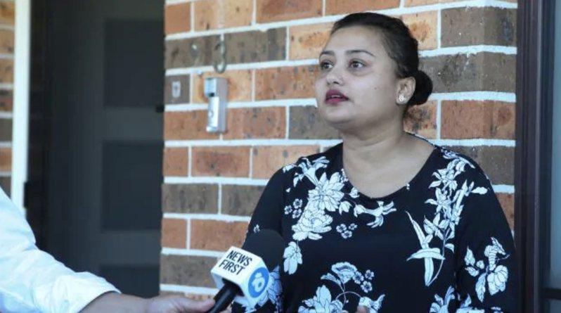 結婚19年的丈夫竟在她點滴中下毒,拉塔難過表示「我感到非常噁心、震驚且不可置信」。圖擷自news.com.au