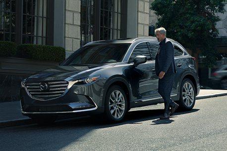美國最安全汽車品牌是Mazda!CX-9重返IIHS最高Top Safety Pick+安全評價