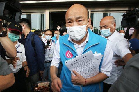 韓國瑜們的五月焦慮:兩大失誤反讓「罷韓」升溫
