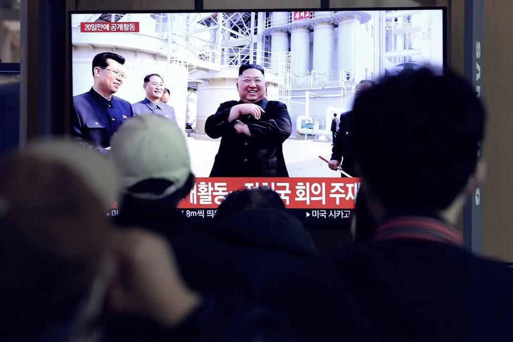 無論北韓是否有心設局操作,或指示單純隔岸笑看外媒興風作浪,最終都讓金正恩瞬時重返...