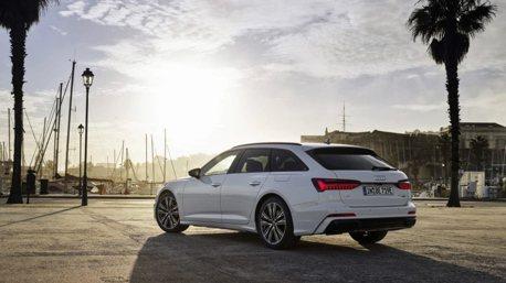 Audi A6 Avant導入全新PHEV油電動力!百公里加速5.7秒完成!