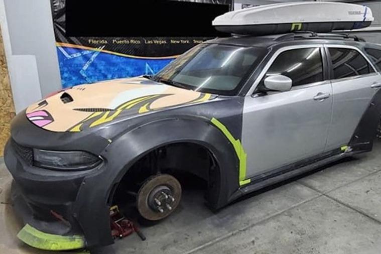 Audi RS6小心!707匹地獄貓動力Dodge旅行車來了!