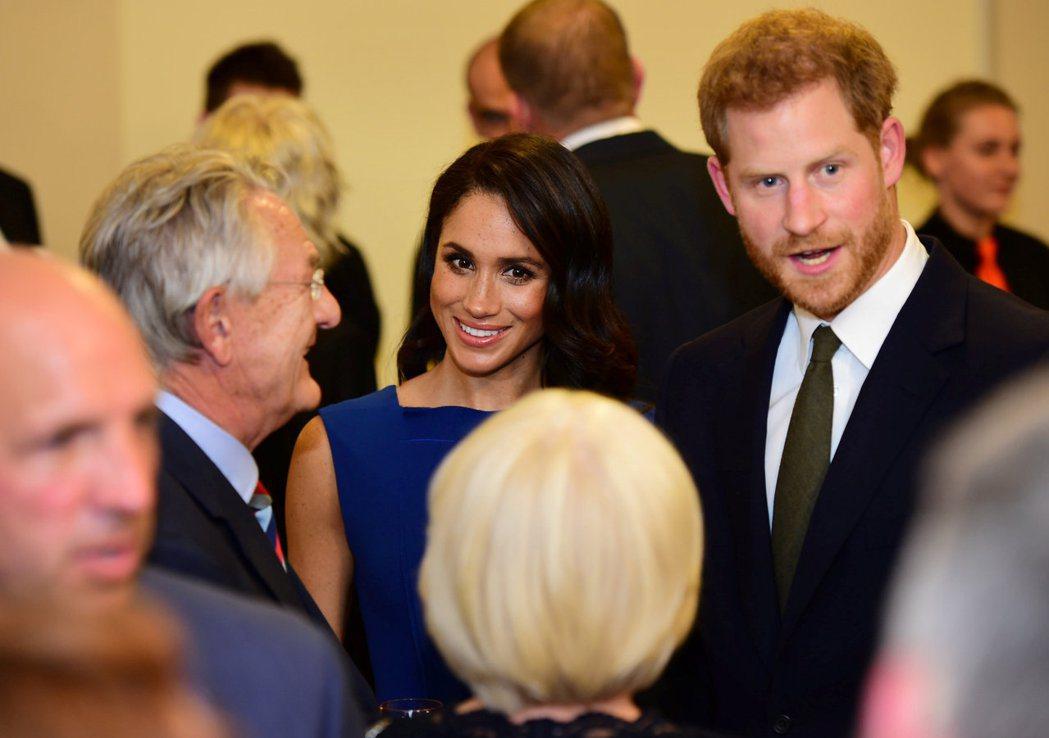 梅根和哈利王子槓上英國八卦媒體,持續不斷遭爆料。圖/路透資料照片