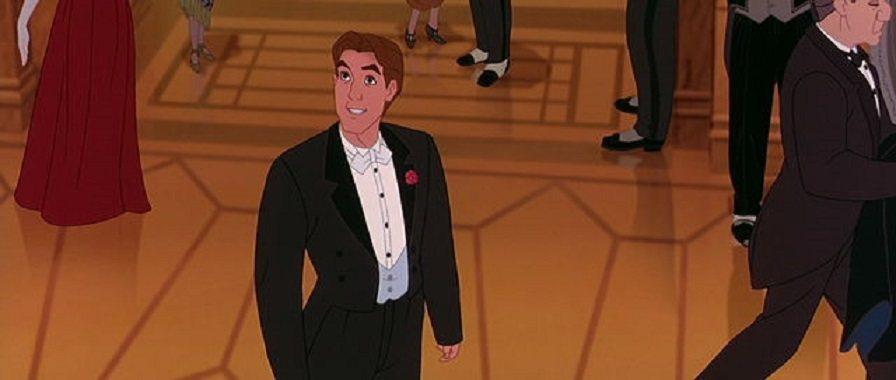 「真假公主:安娜塔西亞」男主角則由知性小生約翰庫薩克獻聲。圖/摘自imdb
