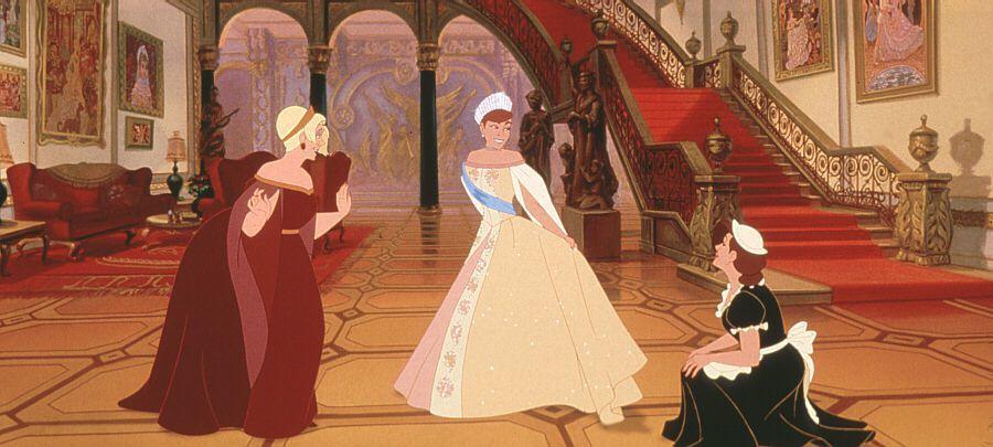 「真假公主:安娜塔西亞」在美國締造不錯票房佳績。圖/摘自imdb