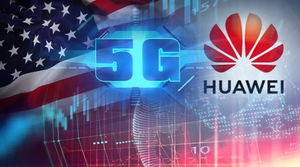 美國商務部新規將鬆綁美國公司與華為為下一代5G網路設定標準。取自券商中國