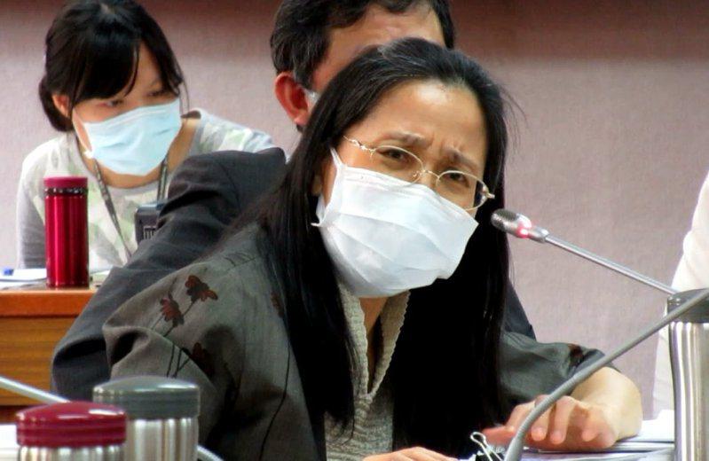 前大法官許玉秀認為,外界認為陪審制耗錢,她說「幻象戰機少摔兩架就有」。記者王宏舜/攝影