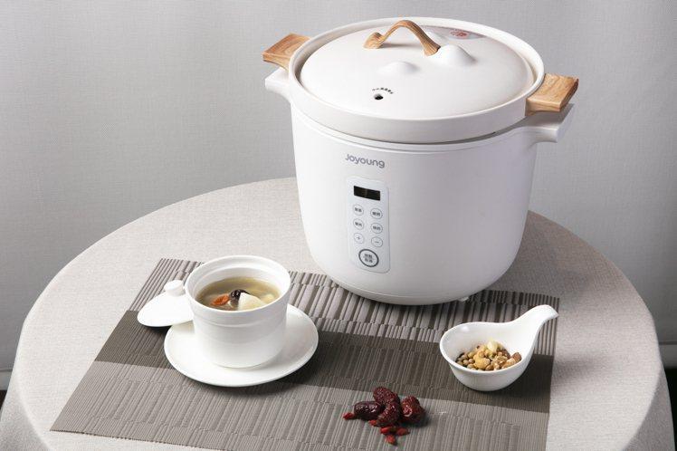 九陽北山電燉鍋,建議售價4,680元,優惠價3,680元。圖/九陽提供