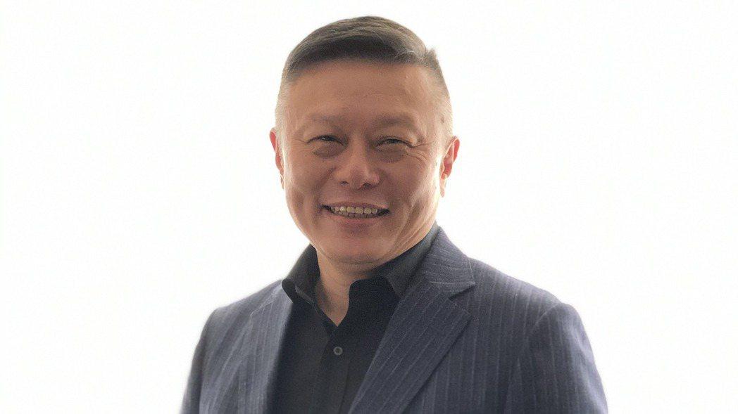 金寶總經理沈軾榮。 記者蕭君暉/攝影