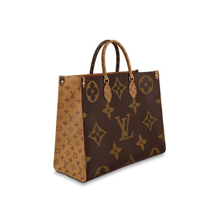 路易威登Onthego手提袋,91,000元。圖/LV提供