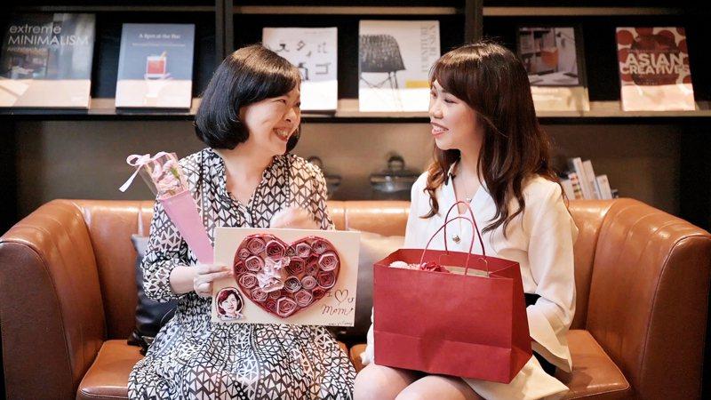 南山人壽發布母親節調查,最想要的禮物是子女關心。 南山人壽/提供