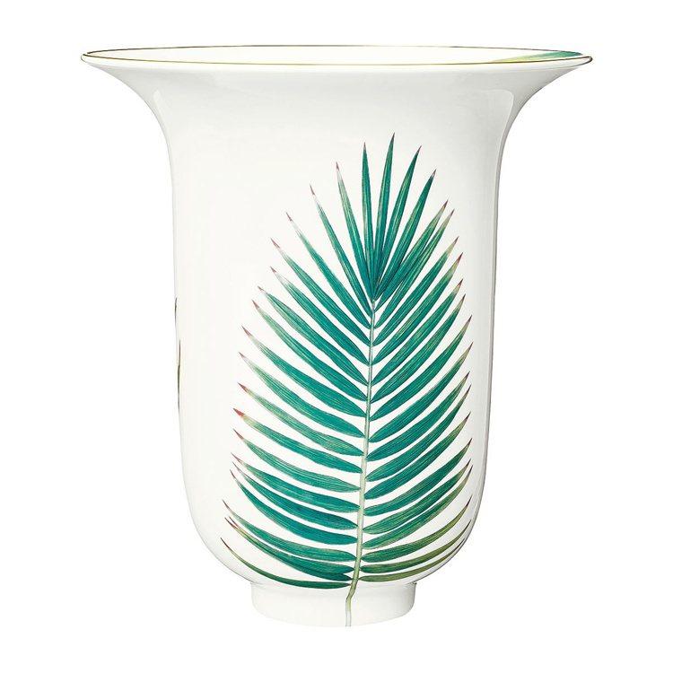 Passifolia系列餐瓷大花瓶,54,530元。圖/愛馬仕提供