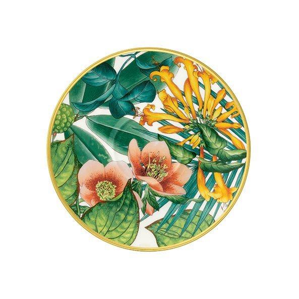Passifolia系列餐瓷茶杯與碟,10,910元。圖/愛馬仕提供