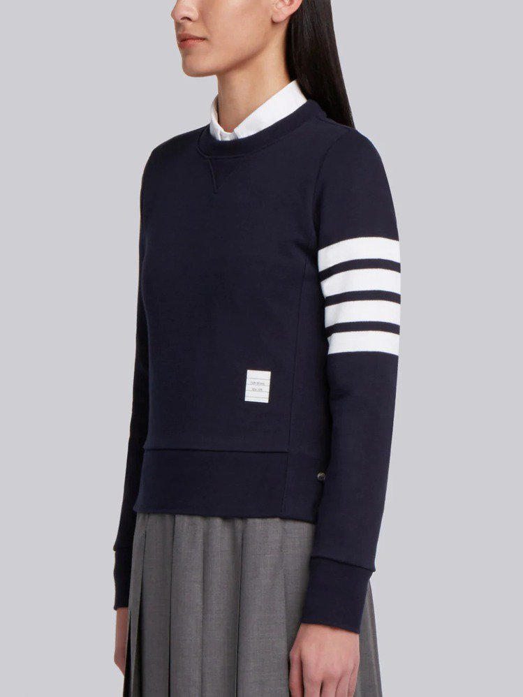 THOM BROWNE經典衛衣(女),19,980元。圖/ART HAUS提供