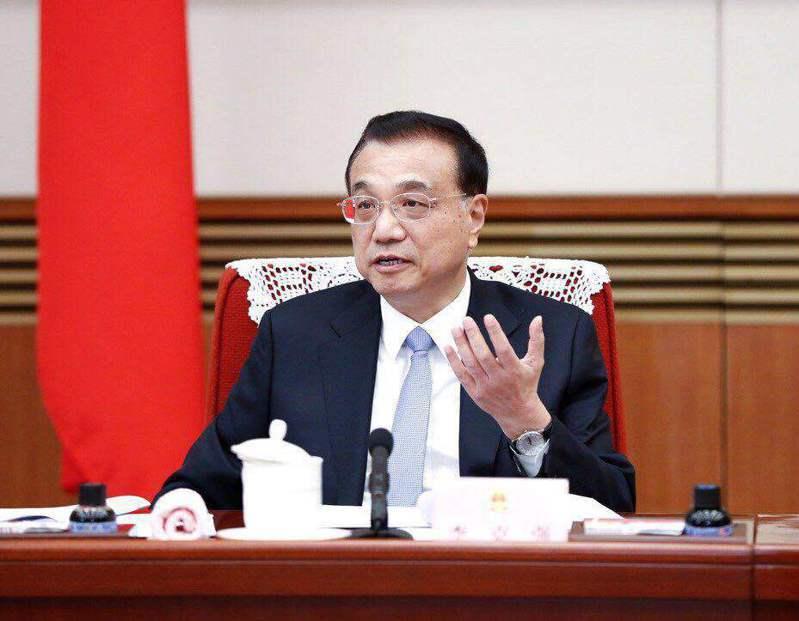 大陸國務院總理李克強。圖/取自中新網