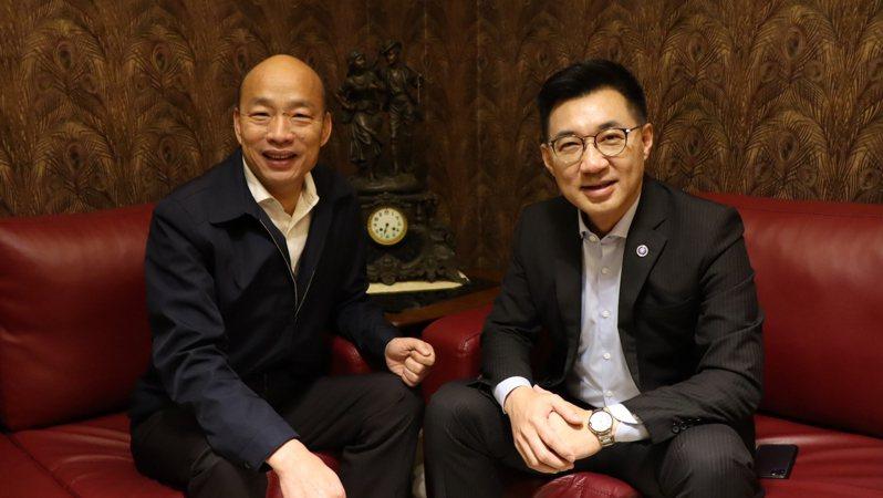 罷韓投票剩下不到一個月,國民黨中央成立因應小組著手救韓。圖/黨中央提供