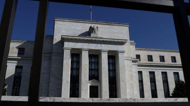 如今Fed走向負利率已諜影幢幢。路透