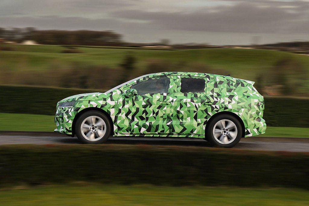 原廠還備妥Skoda Enyaq iV RS運動車型,從靜止加速至100km/h...