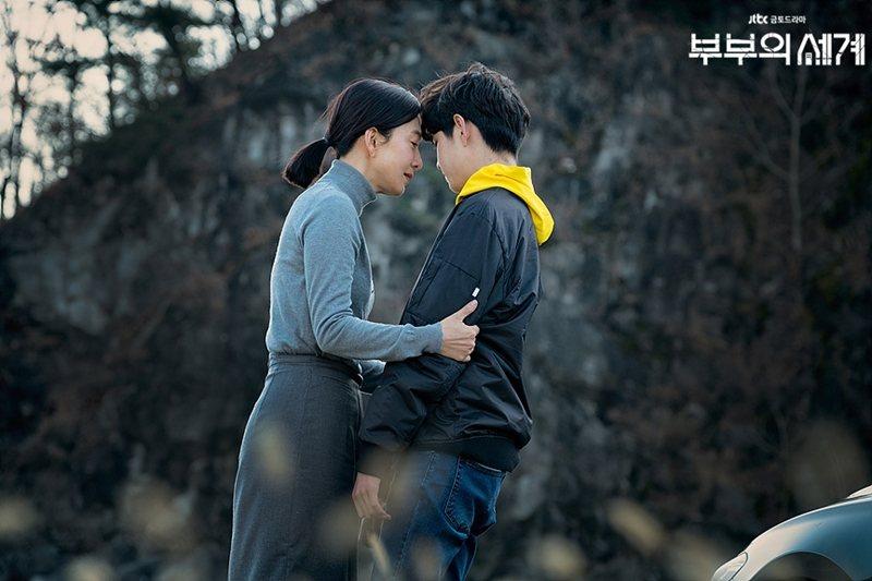 《夫妻的世界》劇照。 圖/JTBC