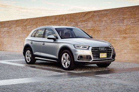 售價不變、新增S line Urban車型!新年式Audi Q5豪華運動休旅在台上市
