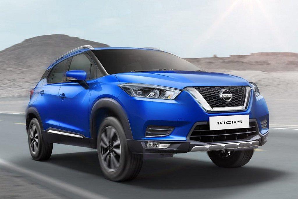 Nissan全球戰略跨界休旅車Kicks,終於獲得新1.3T渦輪引擎。 圖/Ni...