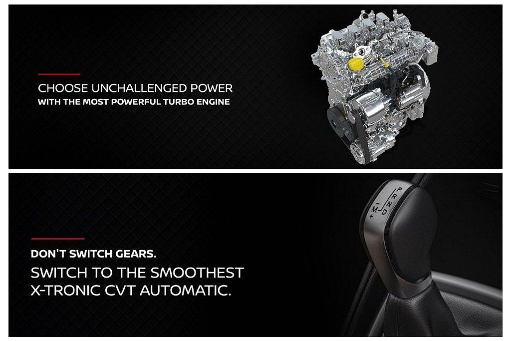 印度版2020年式Nissan Kicks新增1.3T汽油渦輪引擎,具備156p...