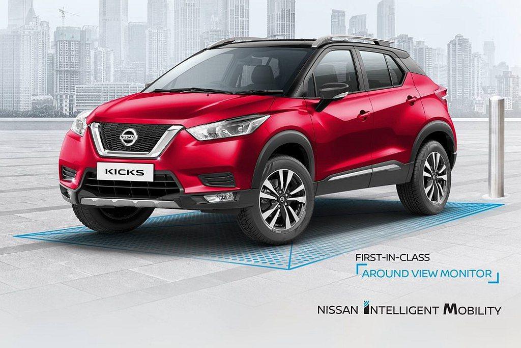 印度版Nissan Kicks採用的底盤平台與國際版不同,不僅尺碼略大還多了柴油...