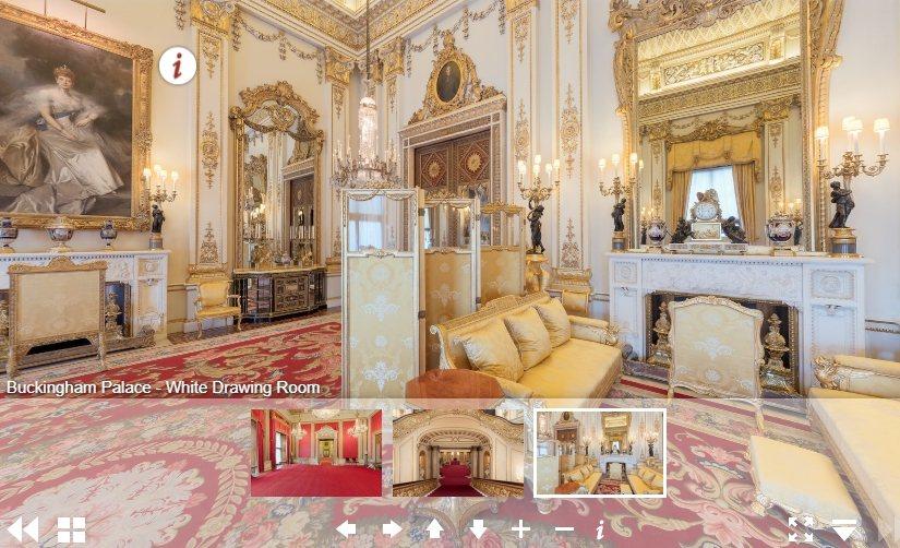 一探富麗堂皇的白金漢宮,觸手可及的皇室生活。 Agoda /提供