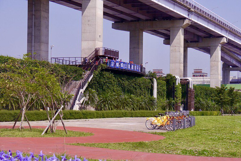 蝴蝶公園觀景平台