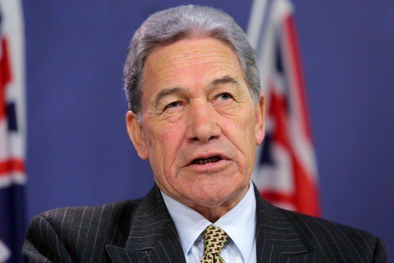 紐西蘭副總理兼外交部長皮特斯。圖/取自歐新社