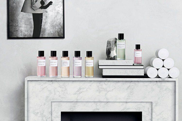 迪奧香氛世家系列洗手乳(共8款)350ml /1,800元。圖/迪奧提供