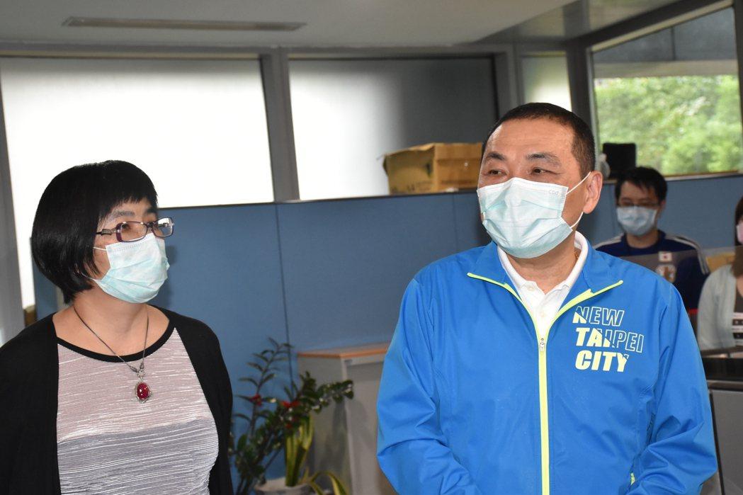 台北市副市長黃珊珊今表示,希望中央接下來邊境開放時,所有回國的國人,包括入境的外...