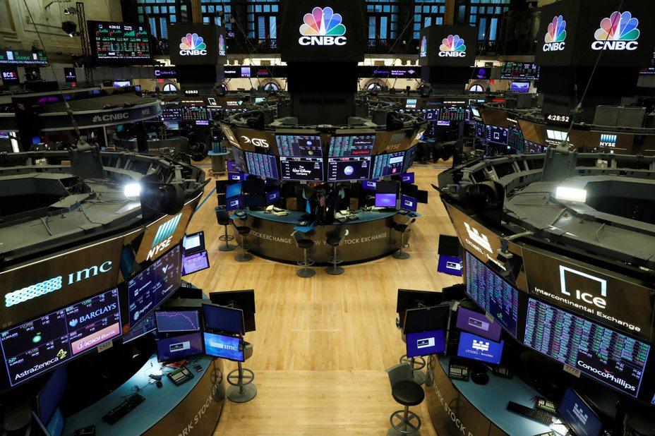美股8日开盘全面上涨。路透