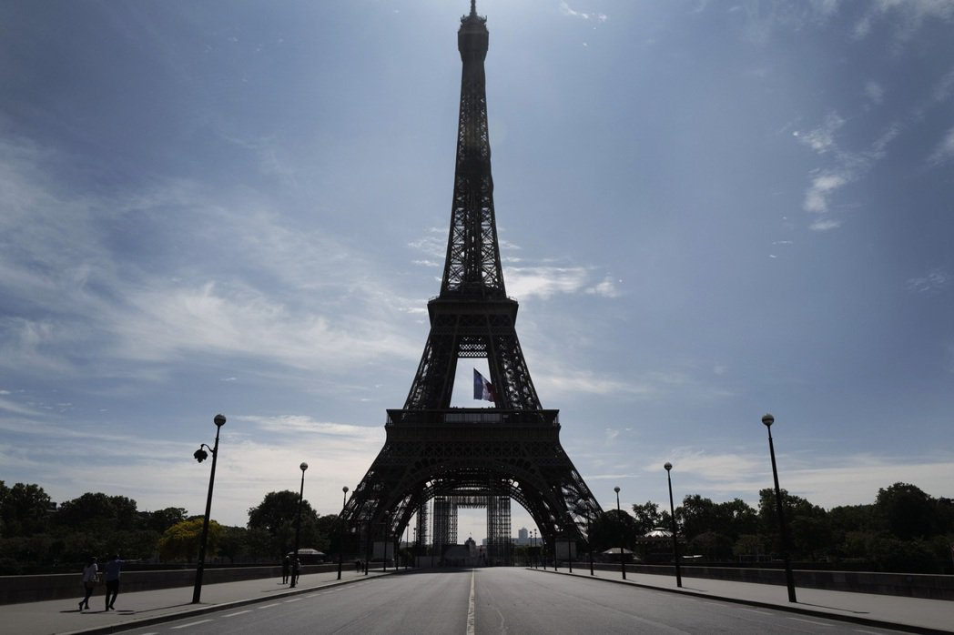 媒體報導,法國早在去年11月16日就出現新冠肺炎患者。(美聯社)