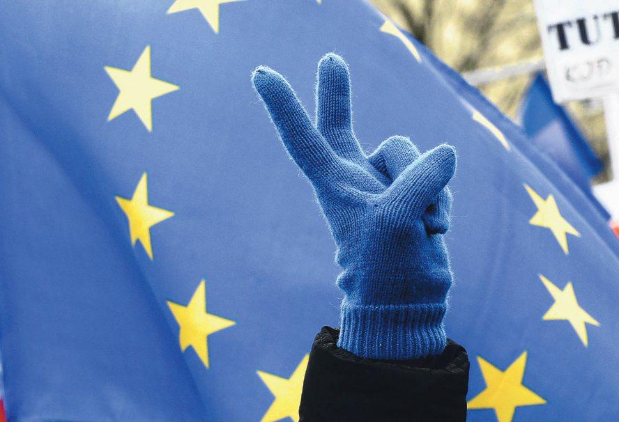 經理人看好歐盟救市政策效果,建議瞄準高成長標的。 (美聯社)