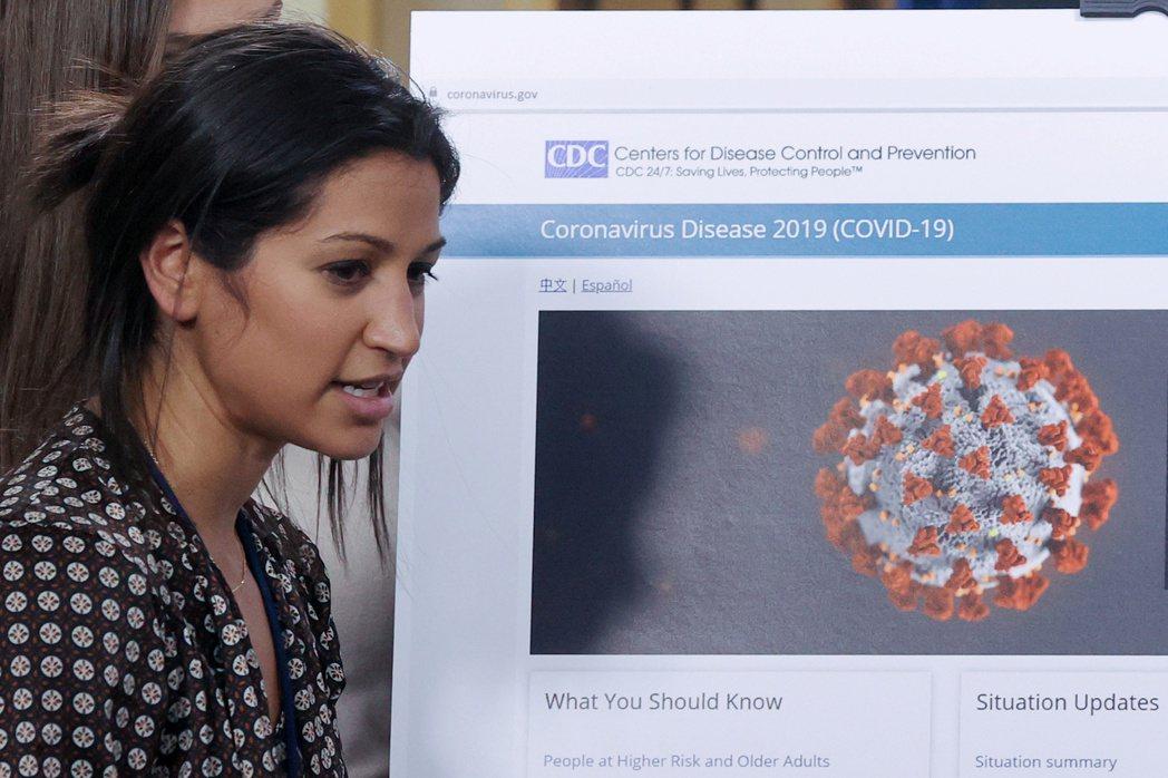 美國副總統潘斯的新聞秘書米勒確診感染新冠病毒。路透