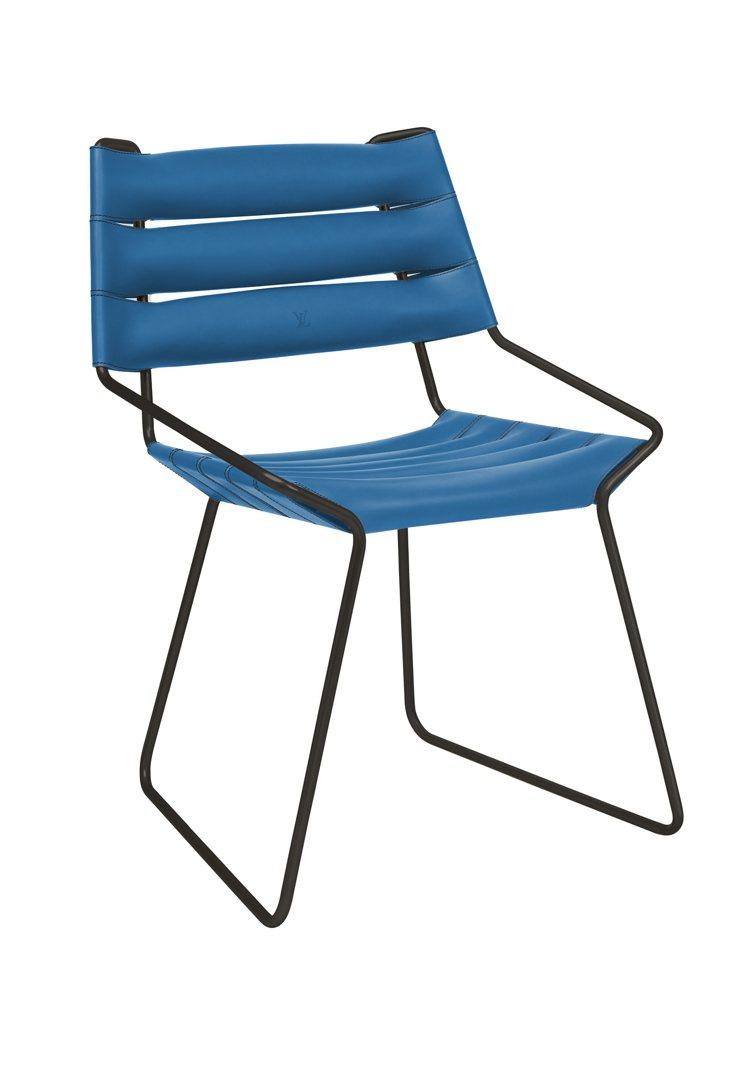 Belt Chair,33萬8,000元。圖/LV提供