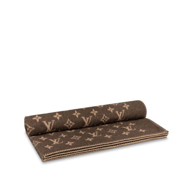 Neo Monogram毛氈,49,300元。圖/LV提供