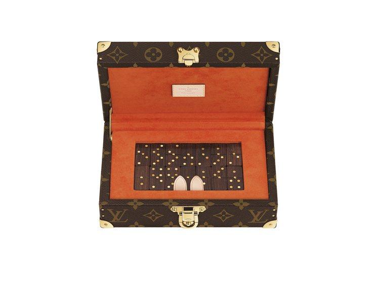 Dominos骨牌遊戲盒,10萬6,000元。圖/LV提供