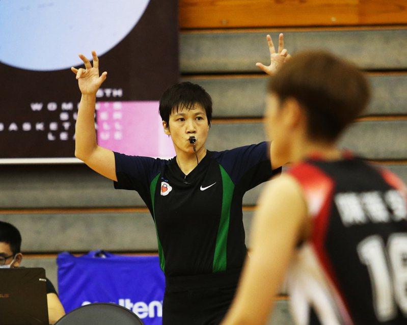 范瓚予。圖/中華籃球協會提供