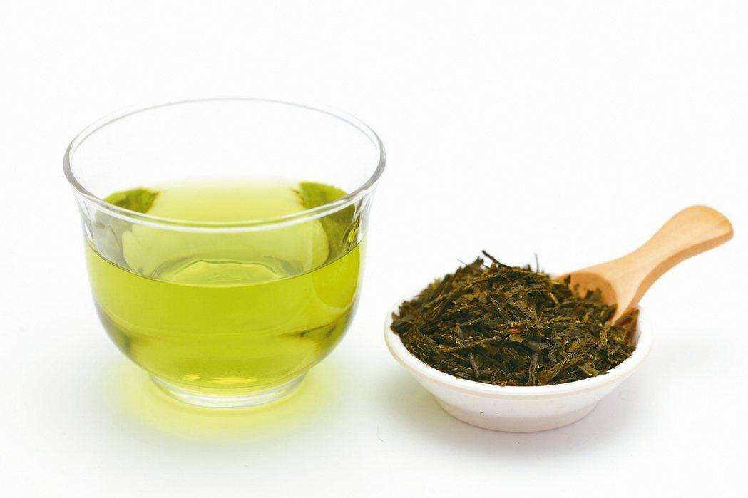 綠茶減緩關節發炎 圖/123RF、pixabay